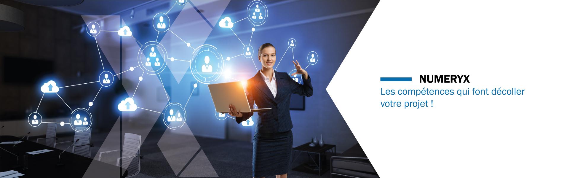 Entreprise de services du numérique